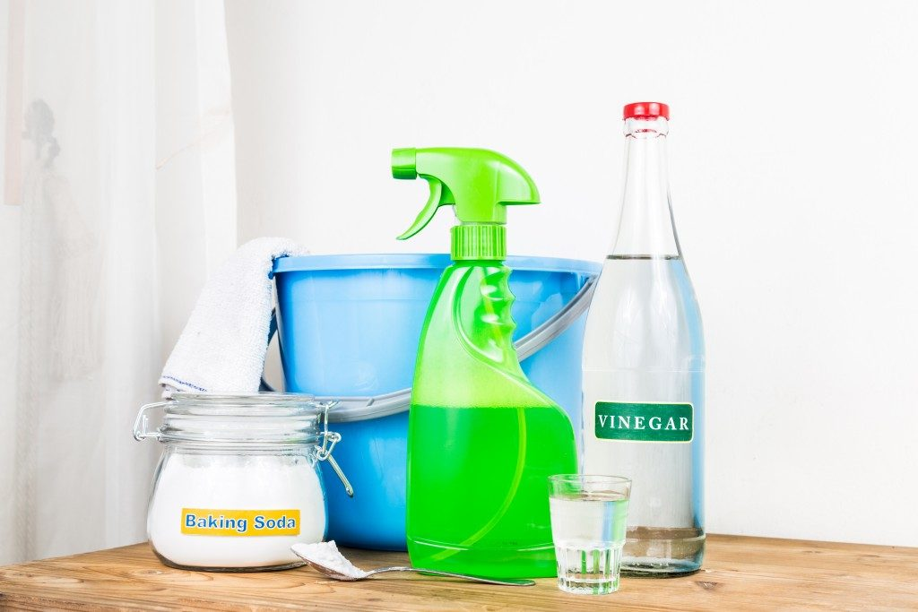 cleaning agent ingredients