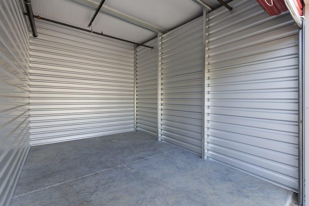 storage garage concept