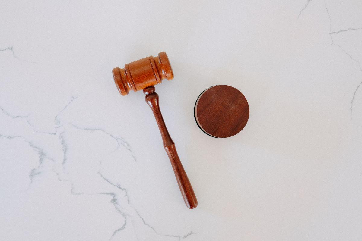 hammer and gavel